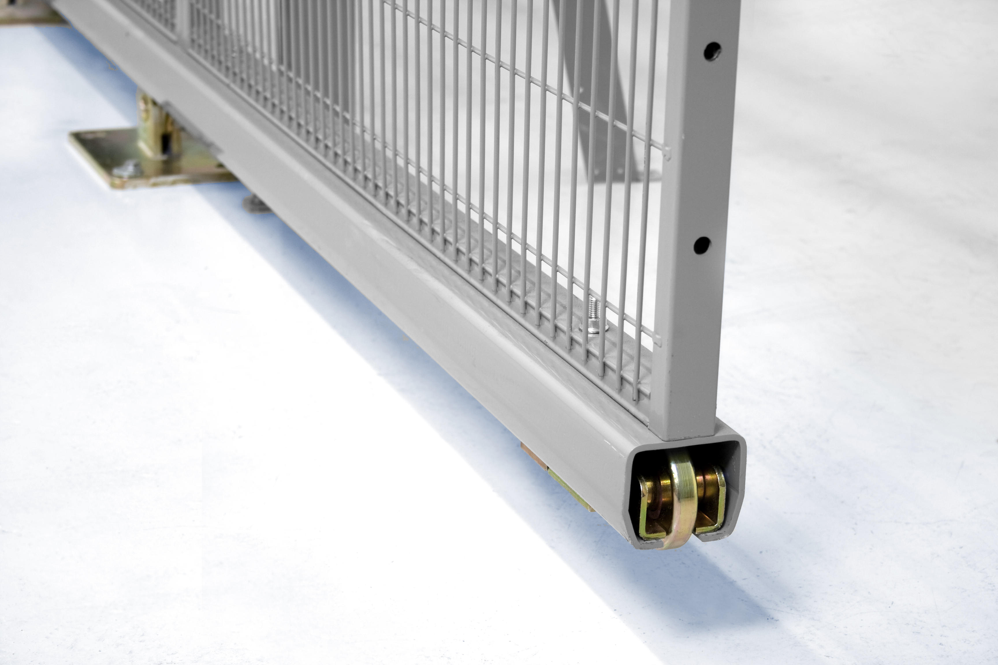Dynamic page for Sliding door rail